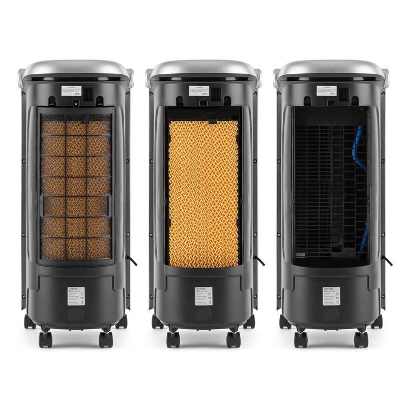 Condizionatore e ventilatore portatile klarstein maxfresh for Condizionatori portatili klarstein