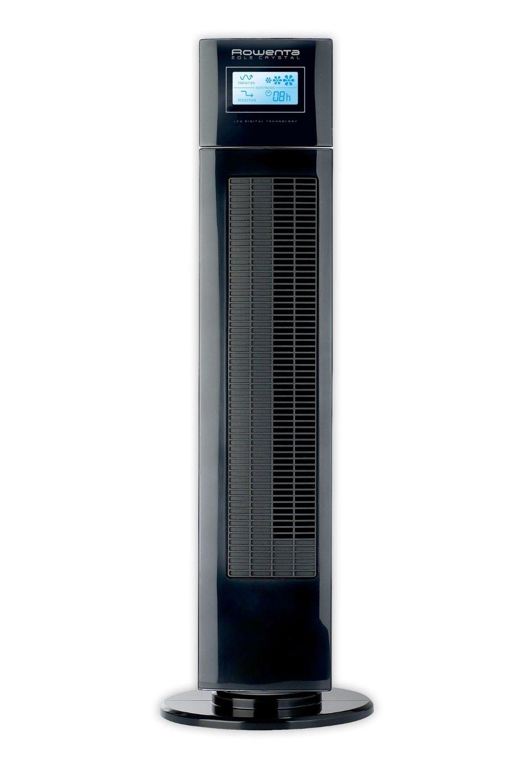 Rowenta ventilatore a colonna vu6555 eole crystal for Condizionatori amazon