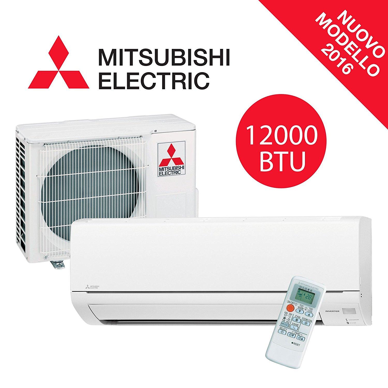Climatizzatore inverter 12000 btu mitsubishi msz dm 2016 for Condizionatori amazon
